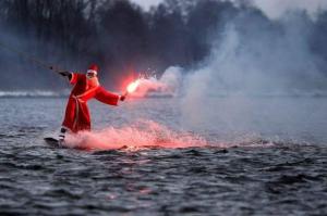 Più che Natale sembrera' carnevale