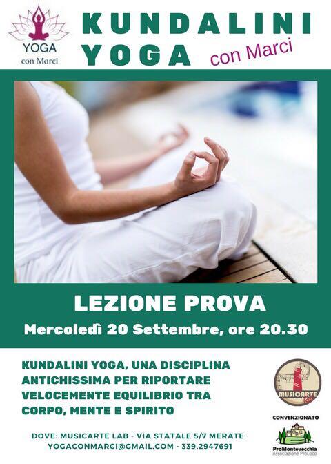 Openday Yoga Kundalini