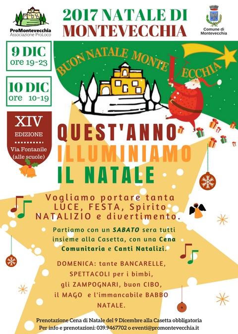 Natale di Montevecchia 2017