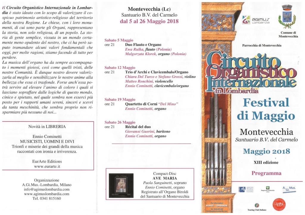 Festival di Maggio XIII edizione