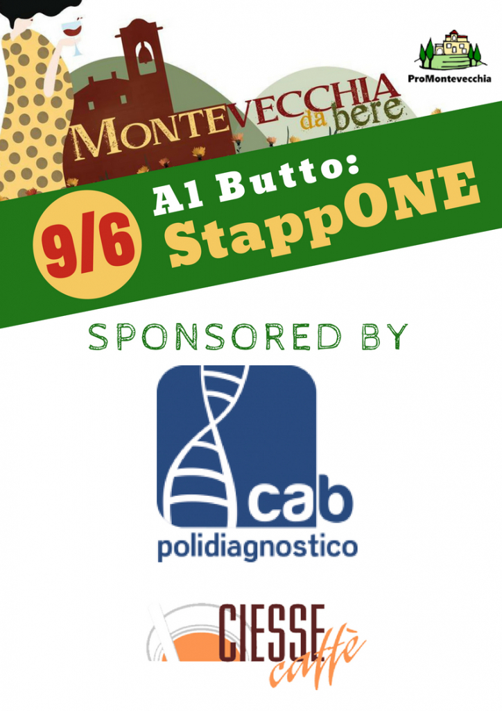 Sponsor Stappone MDB 2018