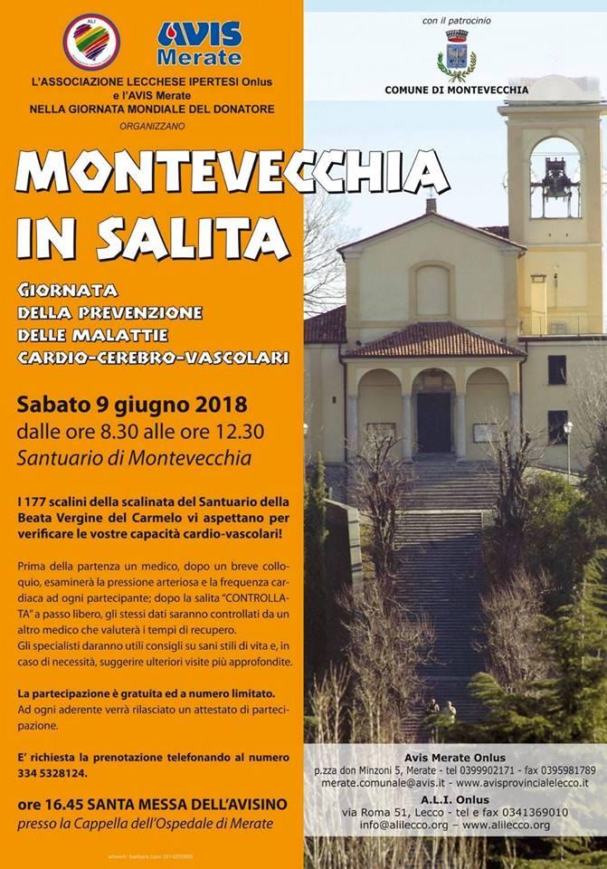 Montevecchia in salita 2018