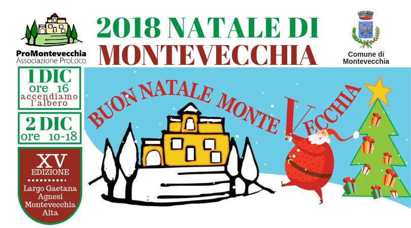 Natale di Montevecchia 2018