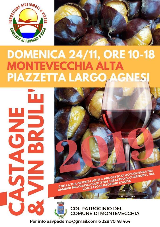 Castagne & Vin Brule' II Ediz.