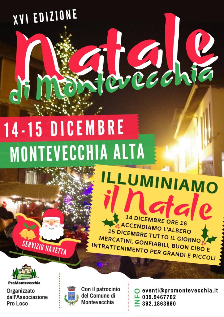 Natale di Montevecchia XVI Edizione