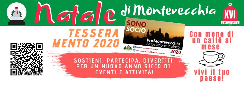 Tesseramento 2020 al Natale di Montevecchia